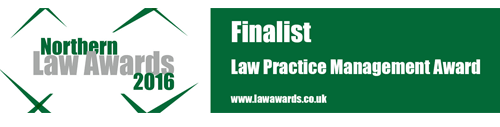Emmersons Solicitors Shortlisted for Northern Law Awards 2015
