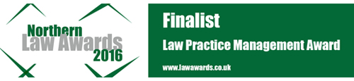 Law Team of The Year - Law Practice
