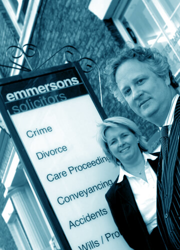 Michael Robinson and Jacqueline Emmerson - Solicitors Newcastle, Solicitors Sunderland